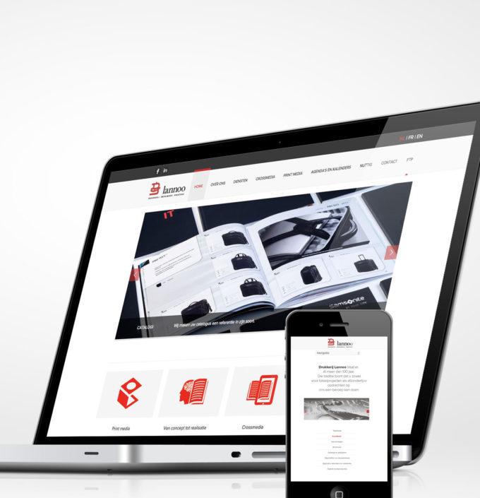 Website voor Lannoo