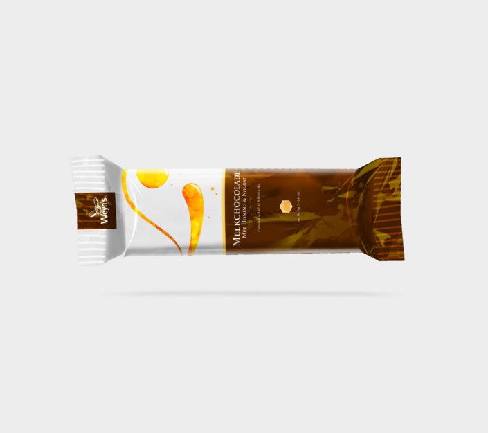 Weyn's honing verpakking chocolade