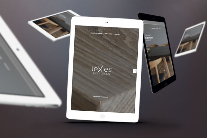 Lexies houtdesign ipad
