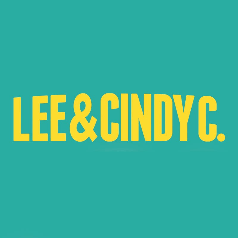 Website voor Lee en Cindy c