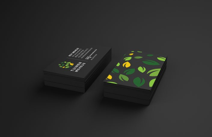 visitekaartje voor Tuinen Meheus