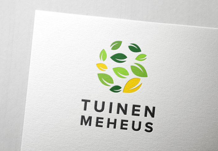 Ontwerp logo voor een tuinaannemer