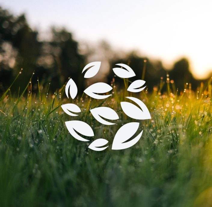Logo voor tuinman