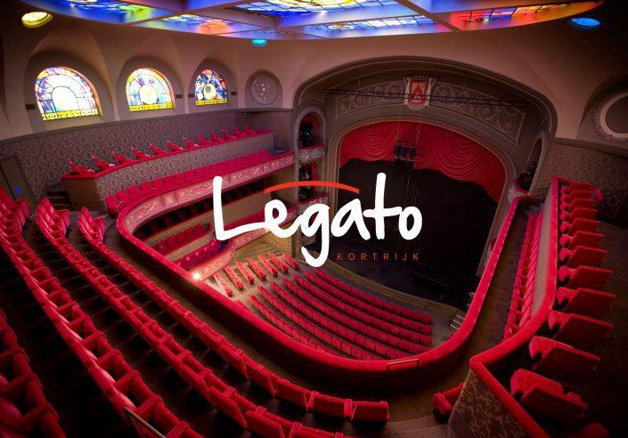 Logo voor Legato