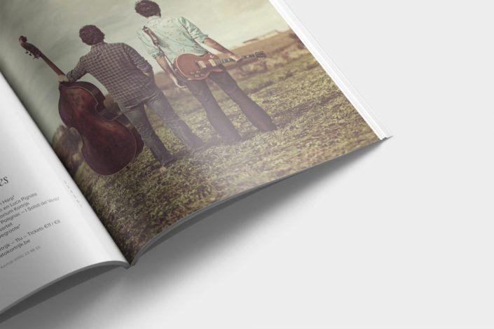 Brochure Legato uit Kortrijk